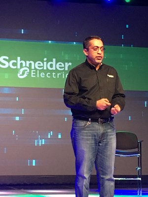 Ravi Gopinath, Executive Vice President of Schneider Electric