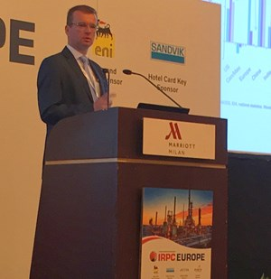 Alan Gelder, Vice President of Refining, Chemicals and Oil Markets, EMEARC, for Wood Mackenzie