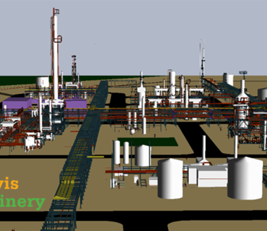 Hydrocarbon Processing Refining Petrochemical Gas
