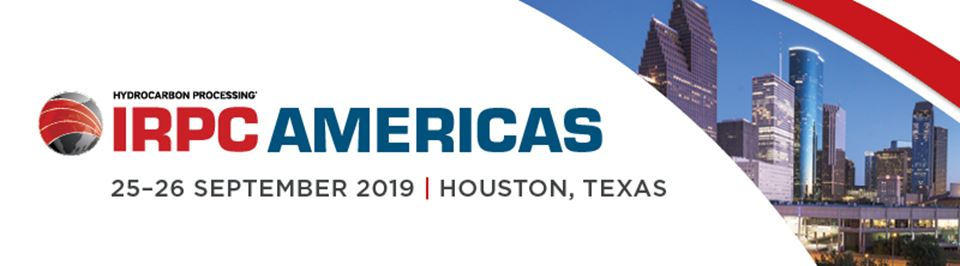 Irpc americas 2018 the techie event for the downstream segment.