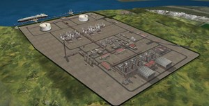 Venture Global site Venture Global LNG will be a long-term, low-cost producer of LNG to be supplied from resource rich North American natural gas basins.