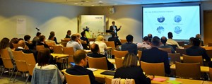 Fig.1. IRPC EurAsia opened with a pre-conference workshop hosted by Neste and NAPCON.
