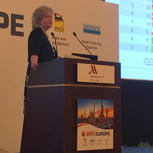 Dorothee Arns, Executive Director, Petrochemicals Europe, European Chemical Industry Council