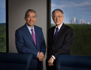 Albert Chao and James Chao