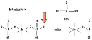 FIG. 4. A simplified model of HTCI inhibitor reaction.