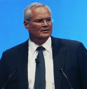 ExxonMobil Chairman and CEO Darren Woods