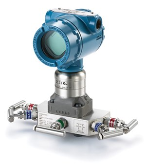 FIG. 1. A basic DP transmitter is one of the most versatile field instruments, and a mid-size refinery can have hundreds of them installed.