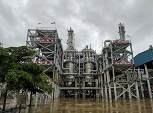 Methanol Production Plant of CNOOC Kingboard Chemical Co Ltd. (Photo: CNOOC Kingboard Chemical Ltd)