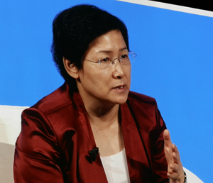 Yalan Li, Chairperson of the Board of Directors for Beijing Gas Group Co.
