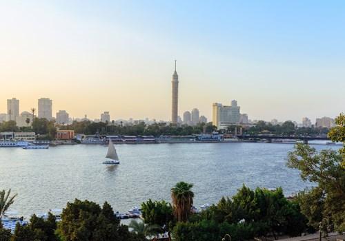 Egypt's gas gold rush