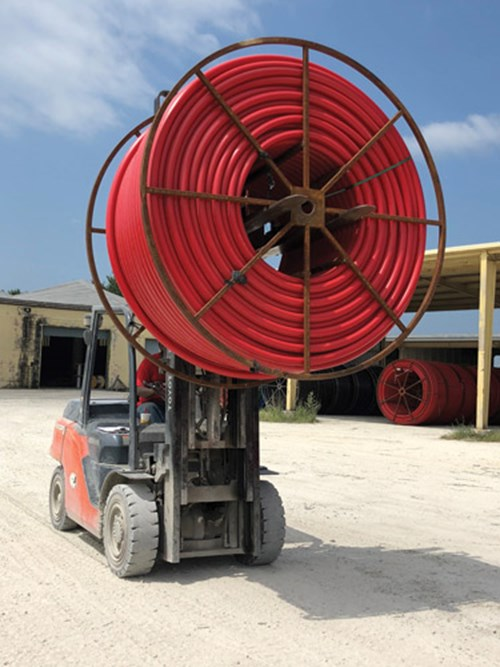 PPI Introduces New HDPE Conduit, Duct-Handling Guide